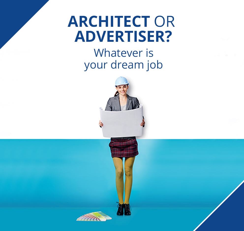 Architect or Advertiser?